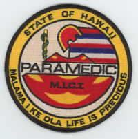 how to become a paramedic in hawaii