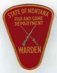 Ben 39 s patch collection for Montana game and fish